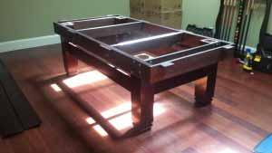Pool and billiard table set ups and installations in Lima Ohio
